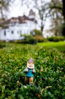 Victorian Hedge Gnome by thedustyphoenix