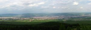 cluj view by cipp