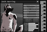 Zeth Herring Information by CXCR