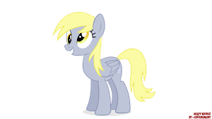 Derpy Hooves by EugeneBrony