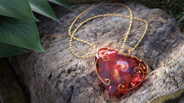 Ruby And Gold by Nikola3D