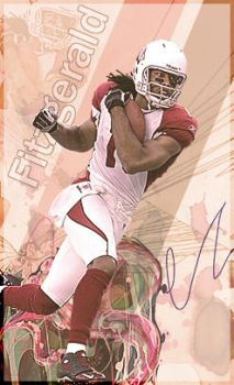 Larry Fitzgerald by rusty9