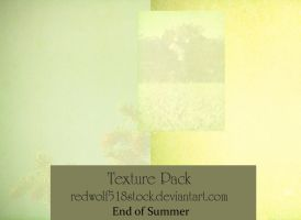 End of Summer Texture Pack by redwolf518stock