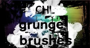 Chl grunge texture brushes by Ctrela