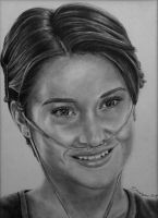 Hazel Grace by brailynne