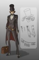 Assassin's Creed OC-Evan Becker by 1001yeah