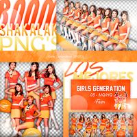 +Pack Png|Girls Generation 11 by Pohminit