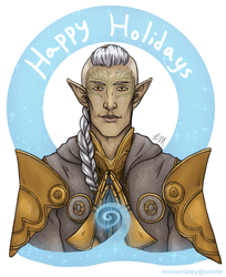 Happy Holidays from Abelas by ripleyem