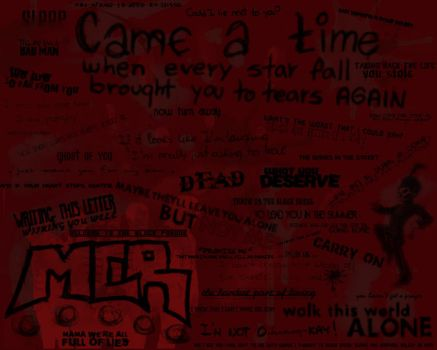 My Chemical Romance Wallpaper2 by cllo-chan