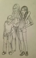 The Next Generation of Veelas by DidxSomeonexSayxMad