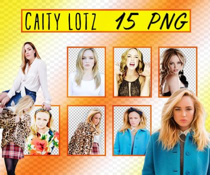 Caity Lotz PNG Pack by sarii016