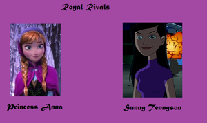 Royal Rivals by GamerGirl14