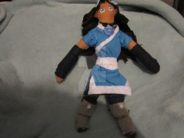 Katara plush by Freespirit81