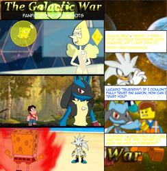 The Galactic War Fanfic Screenshots by MarkHoofman