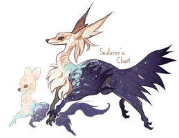 Fairytails: Seafarer's Chart Auction (closed) by cheepers