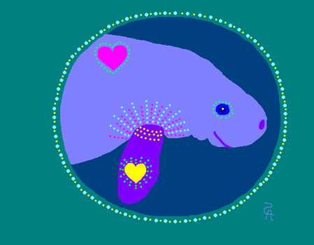 Manatee Song by turtlesong