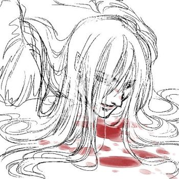 Alucard-Reviving corpse by meso-moq