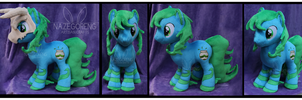 Bokor OC Custom Plush by Nazegoreng