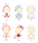 outfit adopts | closed by Hacuubii
