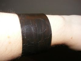 Leather Arm Band - Quake Fan Gears 2 by Dandy-L