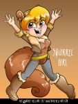 Unbeatable Squirrel Girl by MaryBellamy