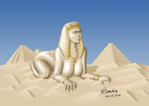 Sphinx by Goatsilla