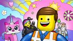 Legomovie Color by MichaelMetcalf