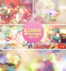 Nature Textures - 2404 by Missesglass