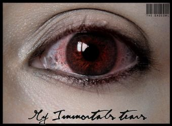 Immortal tears by SageOwl