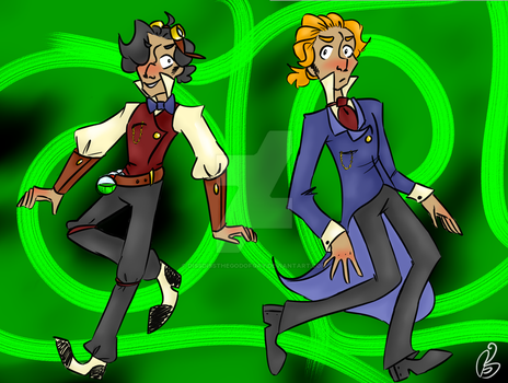 Jekyll and Hyde Redesign by DissdissTheGodOfGay