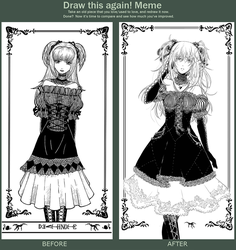 Meme: Before and After by baka-ouji