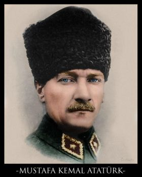 Ataturk by deathrimental