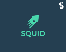 SQUID-Logo by whitefoxdesigns