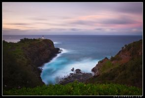 Lighthouse In Pastel by aFeinPhoto-com