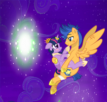 Mlp next gen Flashlight (a Fly In The Night) by CreativePony7
