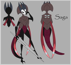 Hollow Knight - My OC Saga by Electra-Draganvel