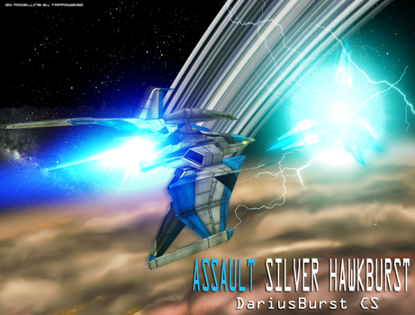 Assault SilverHawk Burst by Tarrow100