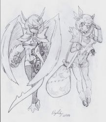 OC - Aex-Tranza (Left) Express (Right) by snoop19922002
