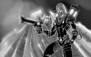 Mr. Freeze by Maxnethaal