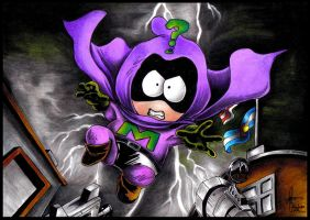 Mysterion Rises? by AmyJusta