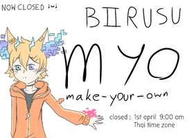 Free myo  :.BIIRUSU.: (closed) by Ichi-2-zero