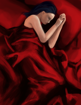 Red sheets by NairaDNV
