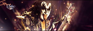 Gene Simmons by FlipDV