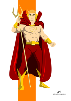 Daimon Hellstrom (Marvel) by FeydRautha81