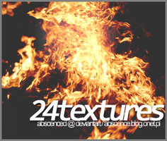 Fire textures by abscenced
