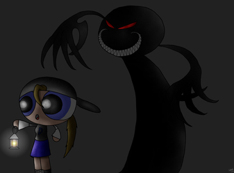 How well do you know your shadow? by KayteeTheArtist