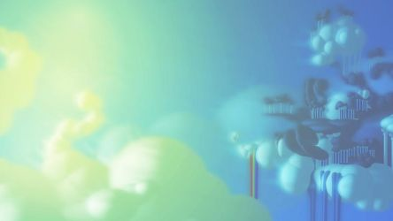 CloudsdaleBackgroundWide by dudecon