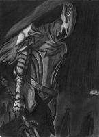 Artorias by J2theD