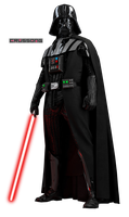 Darth Vader - Star Wars: Battlefront (Render) by Crussong