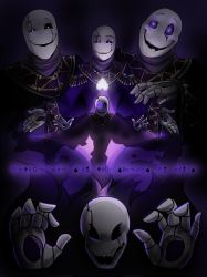 Beware the Man Who Speaks in Hands by MiyaYoshi